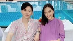 Thời trang bà bầu xinh xắn, đẹp mắt của Thu Quỳnh, Lương Thanh trên phim Hương vị tình thân và 11 tháng 5 ngày