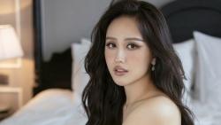 Hoa hậu Mai Phương Thúy gợi cảm trong bộ ảnh mừng ngày 20/10