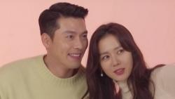 Son Ye Jin và Hyun Bin chụp ảnh chung khiến fan phát sốt