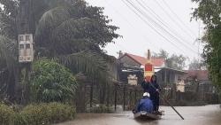 Dự báo thời tiết đêm nay và ngày mai (24-25/10): Bắc Bộ ngày trời nắng và rét; Trung Bộ mưa to đến mưa rất to; Nam Bộ mưa to cục bộ