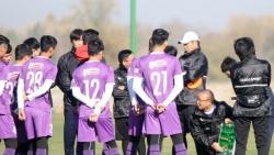 Trận U23 Việt Nam vs Đài Loan (Trung Quốc): Thông tin vui từ HLV Park Hang Seo