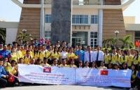 Ngày hội giao lưu các nhà báo trẻ, thanh niên, sinh viên Việt Nam - Campuchia