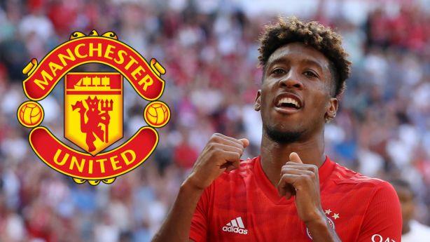 Man Utd đặt vấn đề hỏi mua Kingsley Coman, Pogba được Juventus hỏi... mượn