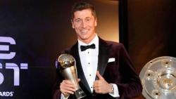 Vượt qua Messi và Ronaldo, Lewandowski đoạt The Best 2020; Son Heung Min nhận giải bàn thắng đẹp nhất năm
