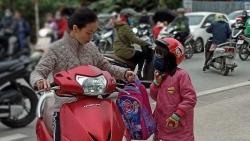 Bắc Bộ: Nhiệt độ xuống thấp, học sinh có thể học muộn hơn trong những ngày rét đậm