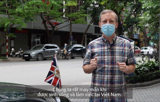 Đại sứ nhiều nước ca ngợi thành công của Việt Nam trong cuộc chiến chống dịch Covid-19