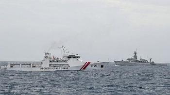 Indonesia: Tàu hải cảnh Trung Quốc quấy rối tại Biển Natuna