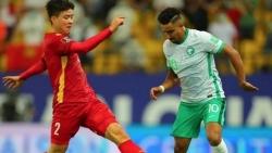 BLV Quang Huy: 'Thẻ đỏ của trung vệ Duy Mạnh thực sự quá nghiệt ngã'