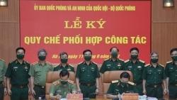 Ủy ban Quốc phòng và An ninh của Quốc hội và Bộ Quốc phòng ký Quy chế phối hợp công tác