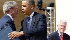 Ba cựu tổng thống Mỹ cùng tái xuất trong một dự án hỗ trợ người Afghanistan
