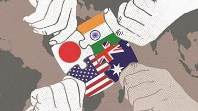 Chuyên gia Ấn Độ: Bộ tứ hay AUKUS sẽ phát triển để đối phó với hoạt động bất hợp pháp của Trung Quốc