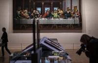 Bảo tàng Louvre trưng bày xuyên đêm những kiệt tác của Leonardoda Vinci