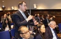 Hội thảo Hợp tác ASEAN - EU vì đối tác bền vững và chủ nghĩa đa phương hiệu quả tại Hà Lan