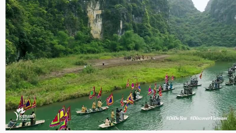 Clip quảng bá Việt Nam thu hút người xem trên YouTube