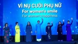 Ngày Quốc tế Phụ nữ 8/3: Khởi động chiến dịch Vì nụ cười phụ nữ