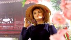 Áo dài Việt Nam trong ấn tượng của nữ nhiếp ảnh gia Nga