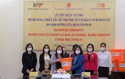 Dịch Covid-19: Quỹ Dân số LHQ tiếp tục cung ứng đồ dùng thiết yếu cho phụ nữ và trẻ em gái có nguy cơ bị bạo lực