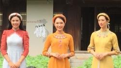 Khi áo dài Việt Nam mang tinh thần hội nhập