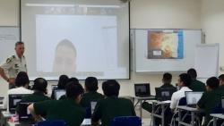 Khai mạc Khóa huấn luyện Sĩ quan tham mưu Liên hợp quốc tại Việt Nam