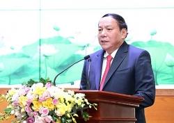 Tân Bộ trưởng Bộ Văn hóa, Thể thao và Du lịch: Mong muốn xây dựng ngành ngày càng phát triển