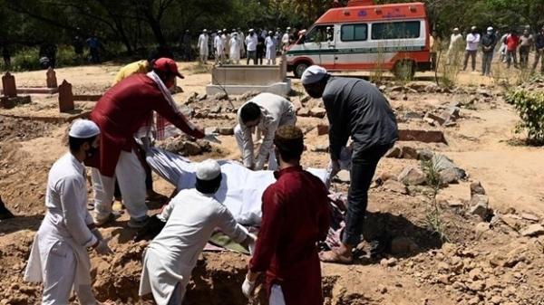 Người Việt trong 'tâm bão' dịch bệnh Covid-19 ở Ấn Độ