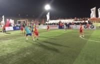 Việt Nam thắng Tây Ban Nha trong giải bóng đá Ngoại giao đoàn tại Ai Cập