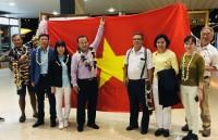 Thứ trưởng Bộ Ngoại giao Vũ Hồng Nam thăm Tahiti