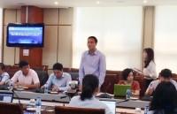 Cập nhật thông tin cho phóng viên báo chí về hội nhập và UNESCO