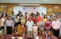 Học sinh Mỹ trải nghiệm thực tế tại Việt Nam