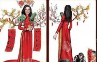 Ngắmtrang phục dân tộc được gợi ýcho đại diện Việt Nam tại Miss Universe 2020