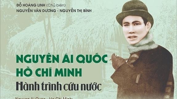 Sách ảnh 'Nguyễn Ái Quốc – Hồ Chí Minh: Hành trình cứu nước' được phát hành bằng bốn thứ tiếng
