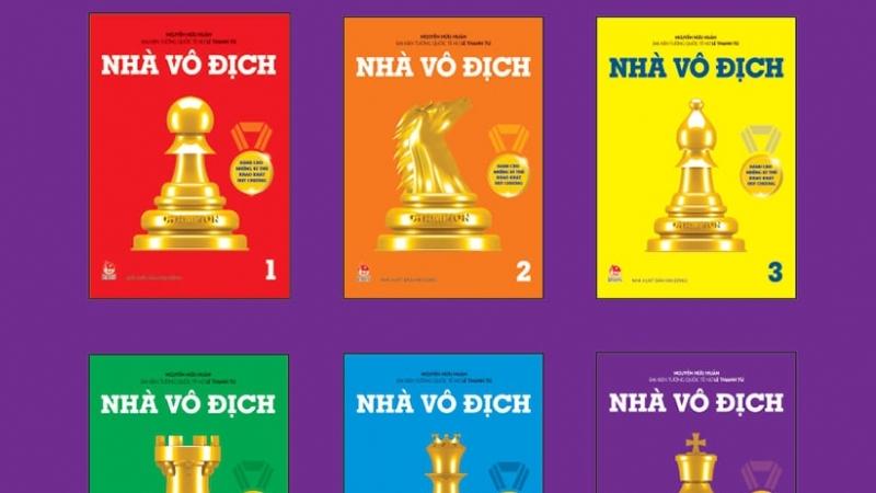Huấn luyện viên và đại kiện tướng quốc tế viết sách hướng dẫn chơi cờ vua