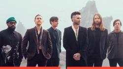Nhóm nhạc lừng danh Maroon 5 gây thất vọng sau 4 năm chờ đợi?