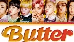 Ca khúc Butter của BTS liên tiếp giữ vị trí quán quân tại bảng xếp hạng Billboard