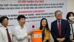 UNFPA hỗ trợ phụ nữ và trẻ em gái Việt Nam trong đợt bùng phát dịch Covid-19 lần thứ 4