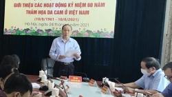 Đẩy mạnh tuyên truyền hoạt động kỷ niệm 60 năm thảm họa da cam ở Việt Nam