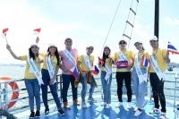 Thí sinh Tiếng hát ASEAN+3 năm 2019 cùng check-in Vịnh Hạ Long