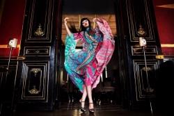 Siêu mẫu gốc Việt Jessica Minh Anh về nước quảng bá du lịch bằng series truyền hình thực tế