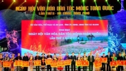 Ngày hội văn hóa dân tộc Mông lần thứ III được tổ chức tại tỉnh Lai Châu vào tháng 9