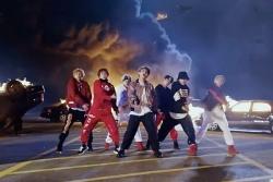 Nhóm nhạc BTS có thêm MV thứ 4 vượt mốc 1 tỷ lượt xem trên YouTube