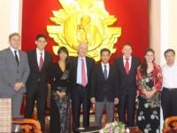 Quỹ Nhân đạo Mỹ giúp đỡ nạn nhân chất độc da cam Việt Nam