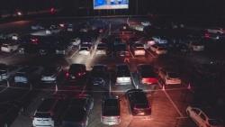 Hạ Long Drive-in – rạp chiếu phim đặc biệt trong mùa dịch