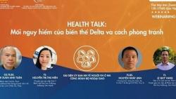 Chia sẻ về mối nguy hiểm của biến thể Delta và cách phòng ngừa
