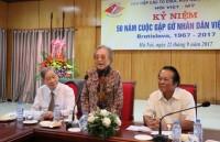 50 năm cuộc gặp gỡ lịch sử  Việt – Mỹ