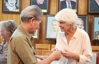 Gặp gỡ hữu nghị giữacựu chiến binh Việt -Mỹ, bàn cách thúc đẩy hợp tác nhân dân