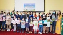 Duy trì học tiếng Việt tại vùng Bắc Morava trong bối cảnh dịch Covid-19