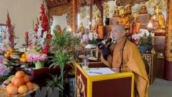 Lễ Vu Lan báo hiếu của cộng đồng người Việt tại Pháp