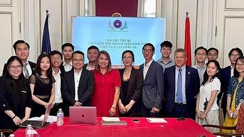 Ra mắt 'ngôi nhà chung' của thanh niên, sinh viên Việt Nam tại châu Âu
