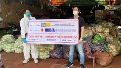 Những món quà tiếp sức và hỗ trợ người dân TP. Hồ Chí Minh đẩy lùi dịch Covid-19