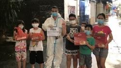 Tết Trung thu yêu thương đến với các em nhỏ có hoàn cảnh khó khăn tại TP. Hồ Chí Minh